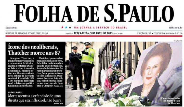 Folha - 9.abr.2013