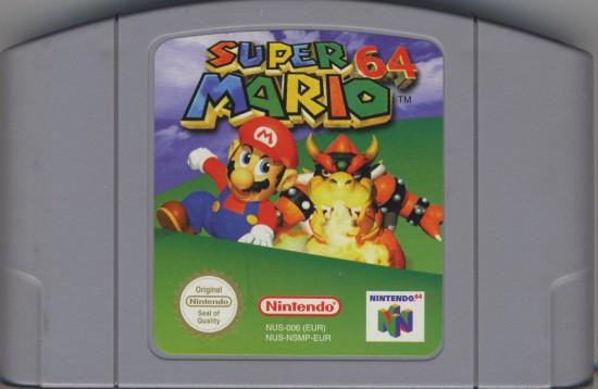 A controversa mídia escolhida pela Nintendo (Foto: Reprodução)