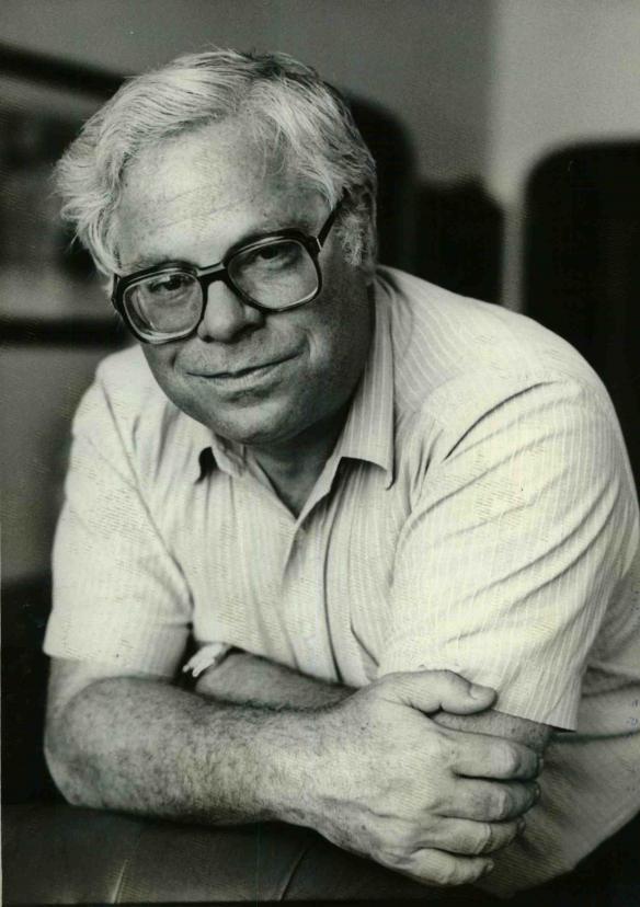 Entrevista com o secretário de Cultura do Governo Collor (foto: Roberto Jayme - 24.abr.1991/Folhapress)
